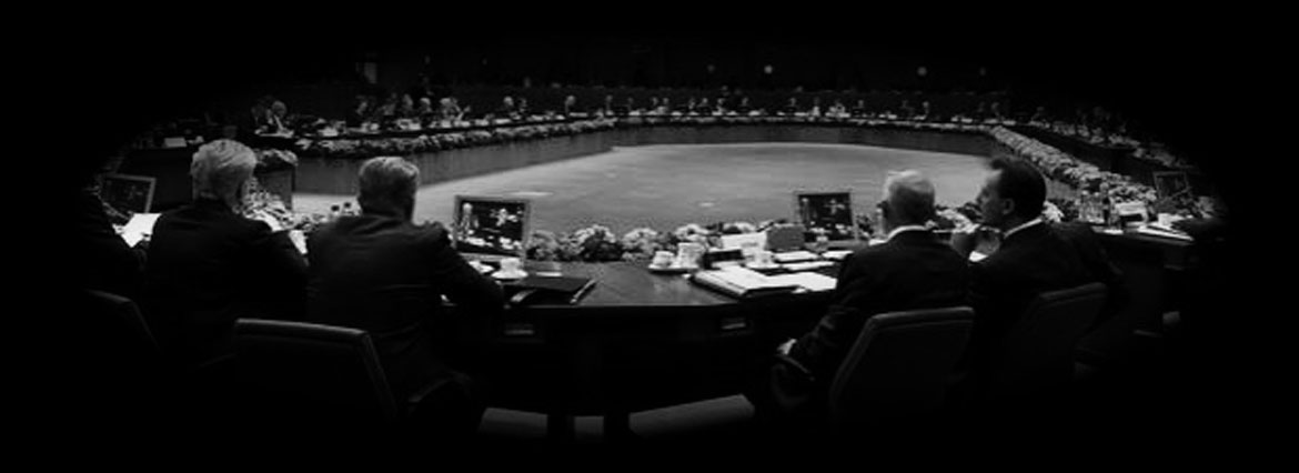 Meeting of the Council of Europe © ZDF / Processing Jobst Oetzmann