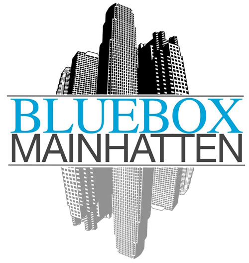 "Concept of the miniseries ""Bluebox Mainhattan"""